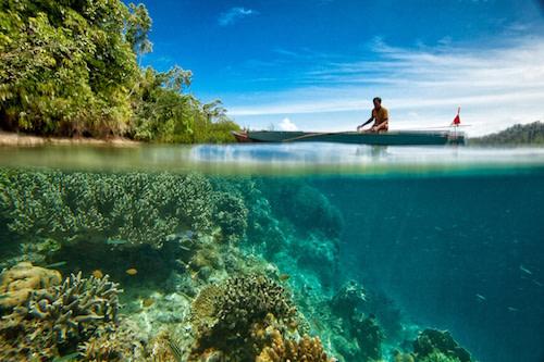 Contact The SEA People Orang Laut Papua